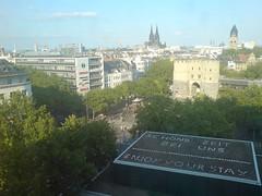 Rudolfsplatz Köln (Schadix) Tags: plaza cologne köln crown rudolfsplatz