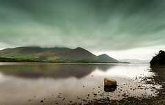 IMG_6330.jpg (night photographer) Tags: mountain lake motion blur reflection landscape long exposure district hill cumbria keswick bassenthwaite