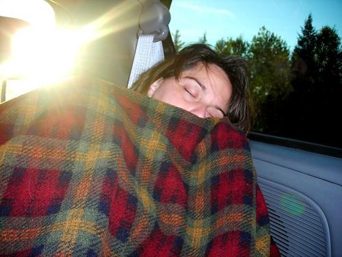 AMB dort sa fin de semaine