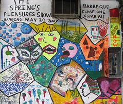 NYC: LES MURAL 2 (Professor Bop) Tags: nyc newyorkcity urban streetart les mural lowereastside canonpowershots3is professorbop
