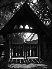 gates (Simon_K) Tags: church beautiful norfolk churches eastanglia witton 123bw norfolkchurches 070908 wittonbynorwich bikerideday2007 wwwnorfolkchurchescouk
