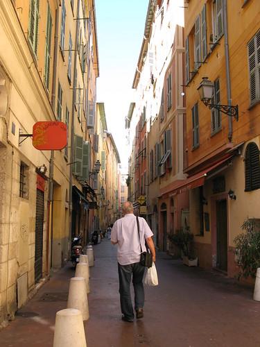 Man in Nice