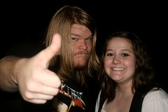 Chris and Me (aulbry) Tags: ballroom cains underoath cainsballroom chrisdudley 92607