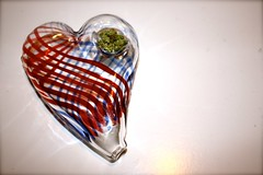 handle with care (C.u.p.c.a.k.e.) Tags: trees tree high weed pipe bowl 420 pot greens marijuana maryjane medicinal stoner ganja dosha nugs heartofglass glassheart heartpipe loveyougently