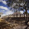 Chichen Itza Temple Panorama (-william) Tags: mexico cool pyramid maya yucatan chichenitza mayan uncool cool2 templeofthewarriors cool5 cool3 cool6 perfectpanoramas d700 cool7 20mm35 uncool2 uncool3 uncool4 iceboxcool cool4fordaveish