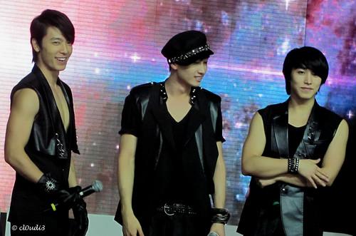 Dong Hae, Eun Hyuk, Sungmin