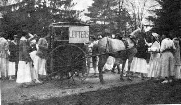 Letters Cart