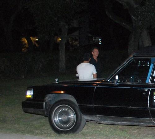 Bill the driver