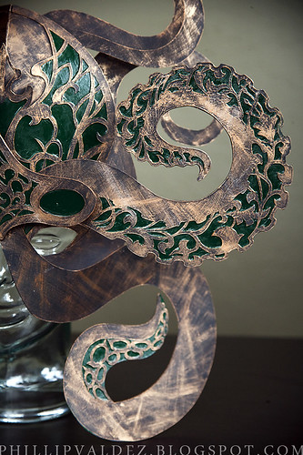 Octopus Mask-half right