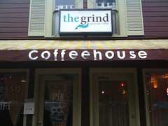 The Grind Coffeehouse in Vancouver WA