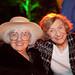 Selma Rubin and Lorraine Wilson