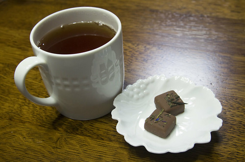 Mariage Freres Chocolat des Mandarins