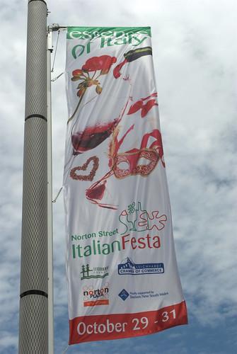 Norton Street Italian Festa