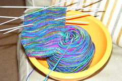 Sheila's Sock yarn