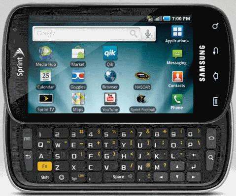 Sprint-Samsung Epic 4G