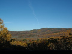 the smokies in fall