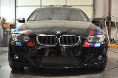 """BMW GT2 Tribute M-Tech front bumper installed • <a style=""""font-size:0.8em;"""" href=""""http://www.flickr.com/photos/85572005@N00/5149249231/"""" target=""""_blank"""">View on Flickr</a>"""