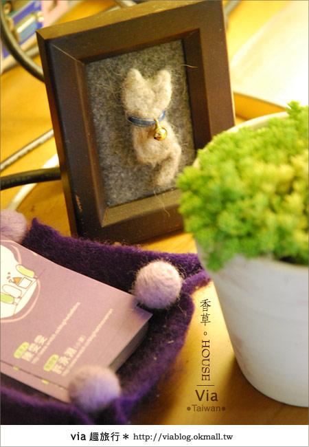 【新社】香草HOUSE~新社薰衣草森林最新溫暖系民宿(上)42