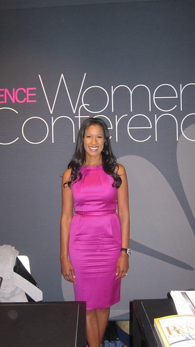Dr. Michelle at the Essence Women's Conference