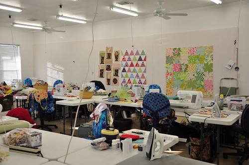 Quilting Retreat :: Compass Centre