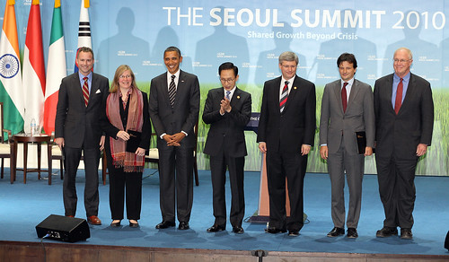 Winners of the G20 SME Finance Challenge announced at the G20 Summit in Seoul November 12, 2010