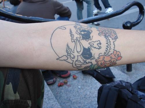 eric's tattoo