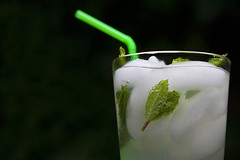 Mojito! ([Christine]) Tags: drink mint mojito rum lime soe mixeddrink