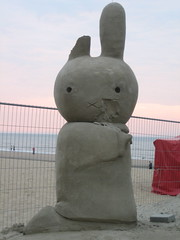 Poor Miffy! - by Brendan Plant