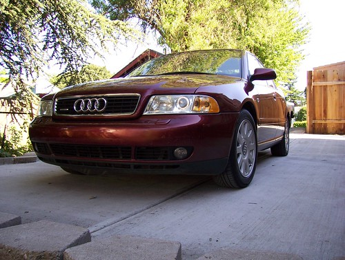 2000 Audi a4 1.8T quatro, tiptronic, sports package