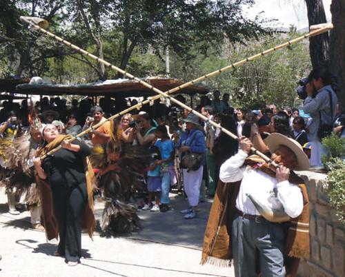 Calendario del Carnaval de la Quebrada -  Enero Tilcareño -