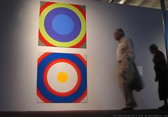 documenta 12 | Poul Gernes / Target Painting | 1966-1969 | Aue-Pavillon