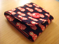 matryoshka (nested russian dolls) wallet