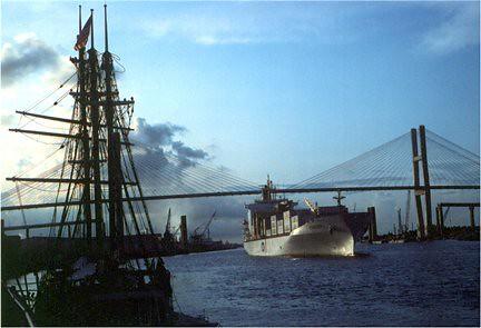Savannah, 1991
