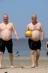 Heath & Darrell (canadianlookin) Tags: hot beach swimming fun sunny manitoba patriciabeach