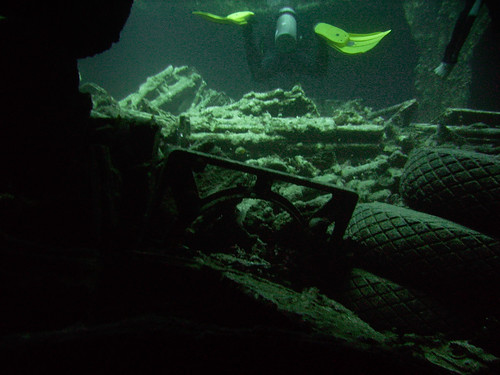 Wreck of the Thistlegorm