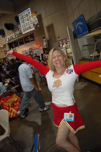 Comic Con 2007: Give me a S-A-V-E.....