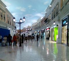 الحركة في الفيلاجيو (qatari star) Tags: فيلاجيو
