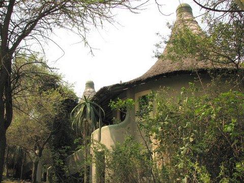 our cottage at Serena Manyara