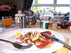 scottish breakfast (katinko) Tags: breakfast scotland frhstck schottland