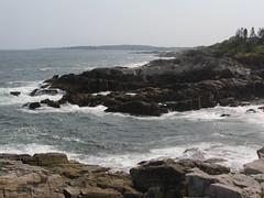 Rocks on the Ocean