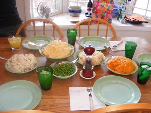 Mashed Potato Feast