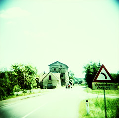 the heidi situation #2 (Фототека им. Зепа) Tags: rural heidi holga lomo xpro cross processed