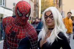 Spiderman & Blackcat