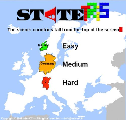 tetris países