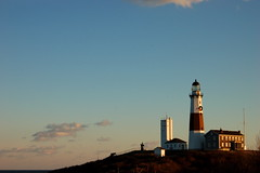 Montauk Point Lighthouse (taberandrew) Tags: winter sunset sky lighthouse ny newyork montauk montaukpoint suffolkcountyny