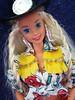 Western Stampin' Barbie 1993 (Chicomαttel) Tags: barbie western 1991 mattel inc stampin