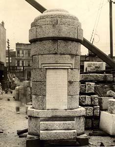 James Orton Memorial