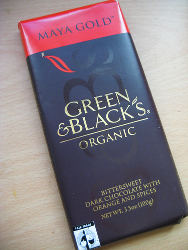 Green & Black's Maya Gold