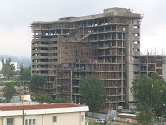 Addis-Bole Getu Commercial Building (Joachim Dieter) Tags: architecture construction architektur ethiopia addis thiopien bole adis ababa abeba