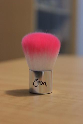 Charm Luxe Mini Kabuki Brush - Brush